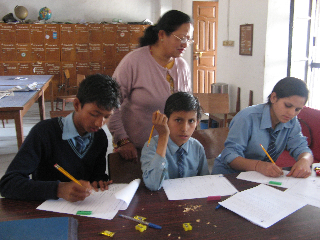 deepak pawan ambika and teacher.jpg